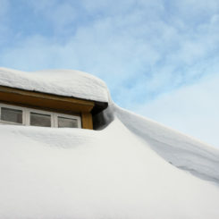 How heavy snow and ice can impact residential roofs