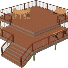 Deck Layout 22