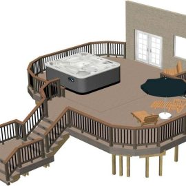Deck Layout 46