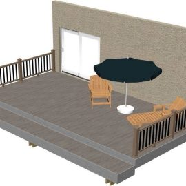 Deck Layout 7