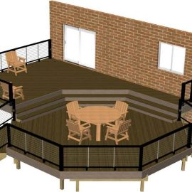 Deck Layout 40