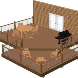 Deck Layout 6