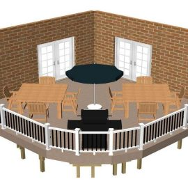 Deck Layout 13