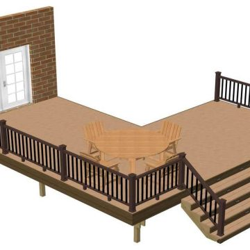 Deck Layout 18