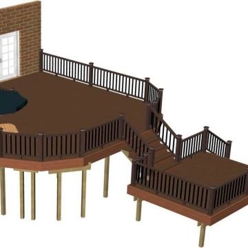 Deck Layout 14