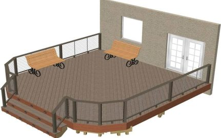 Deck Layout 20