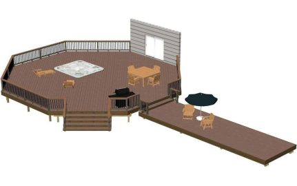 Deck Layout 35