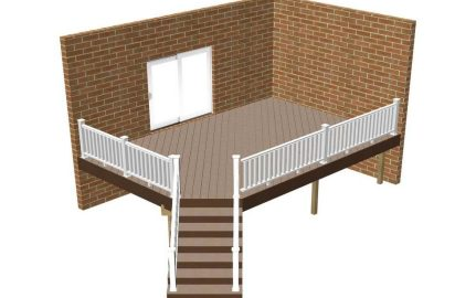 Deck Layout 4