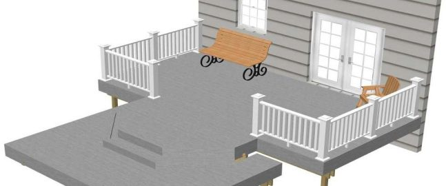 Deck Layout 36