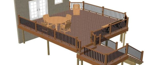 Deck Layout 28