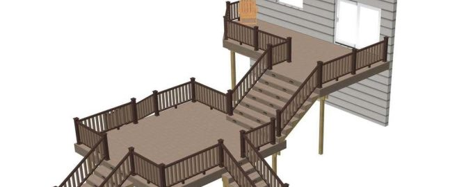 Deck Layout 16