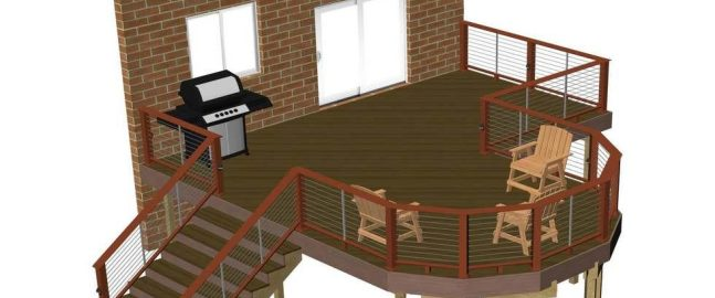 Deck Layout 3