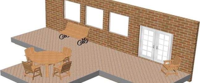 Deck Layout 43
