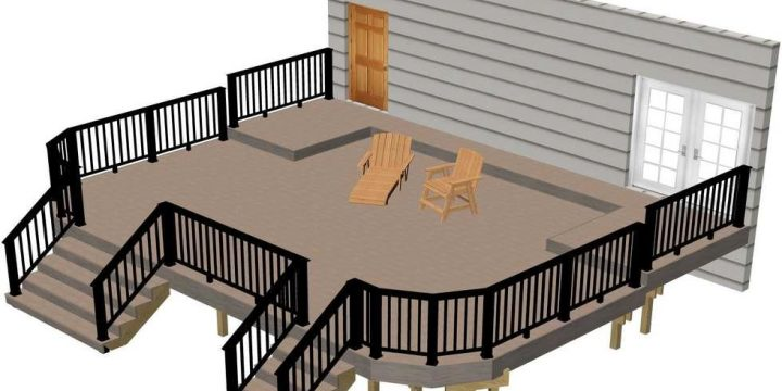 Deck Layout 1