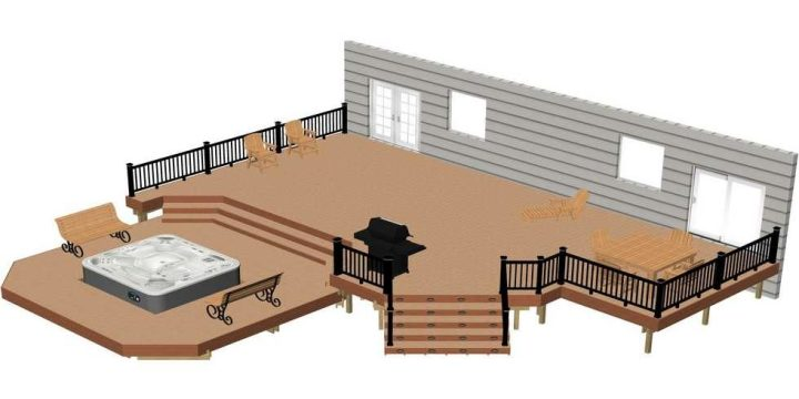Deck Layout 26