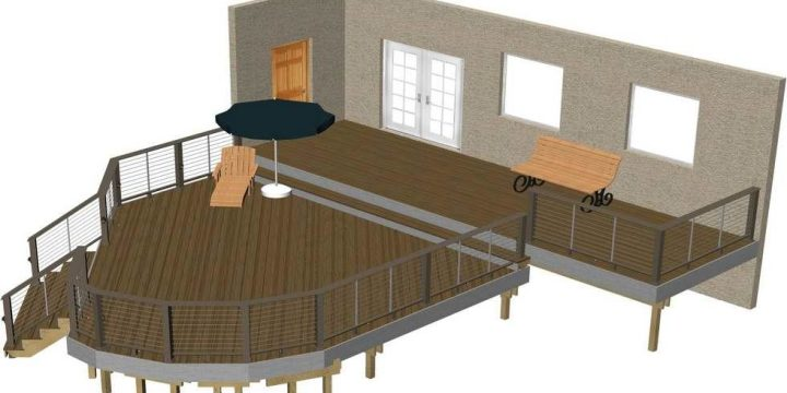 Deck Layout 33