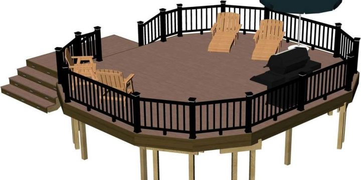 Deck Layout 42